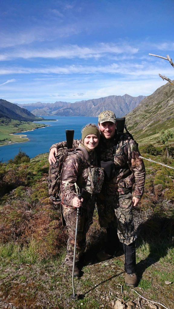 Couples Hunting Trip, Glen Dene Hunting & Fishing New Zealand