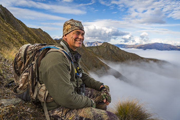 Guided Hunting available at Glen Dene Hunting & Fishing New Zealand