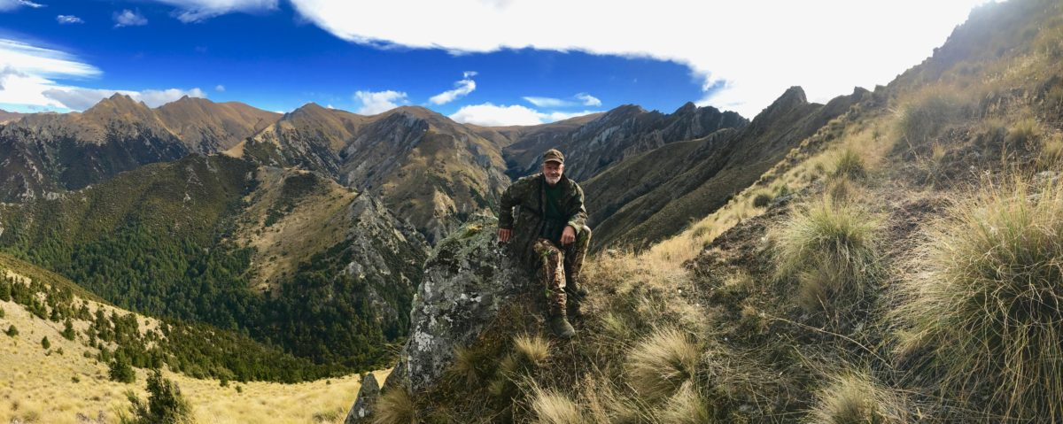 Vistas on Glen Dene Station, Glen Dene Hunting & Fishing New Zealand
