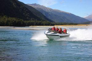 Wanaka Jet Boat
