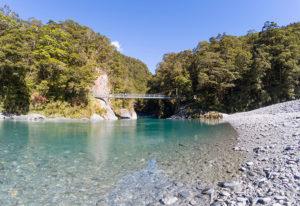 Blue Pools Makarora